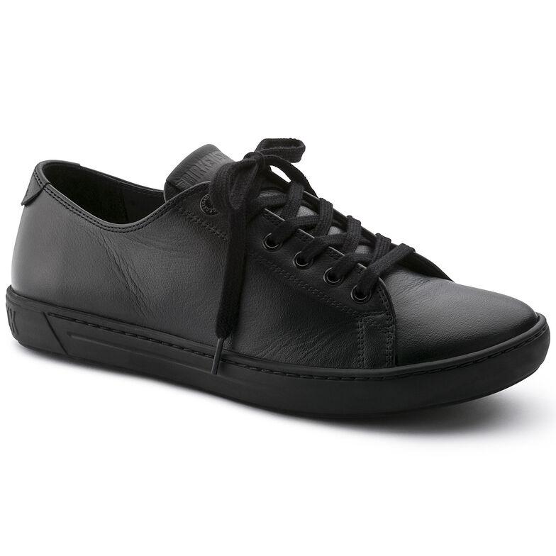 Arran Natural Leather Black