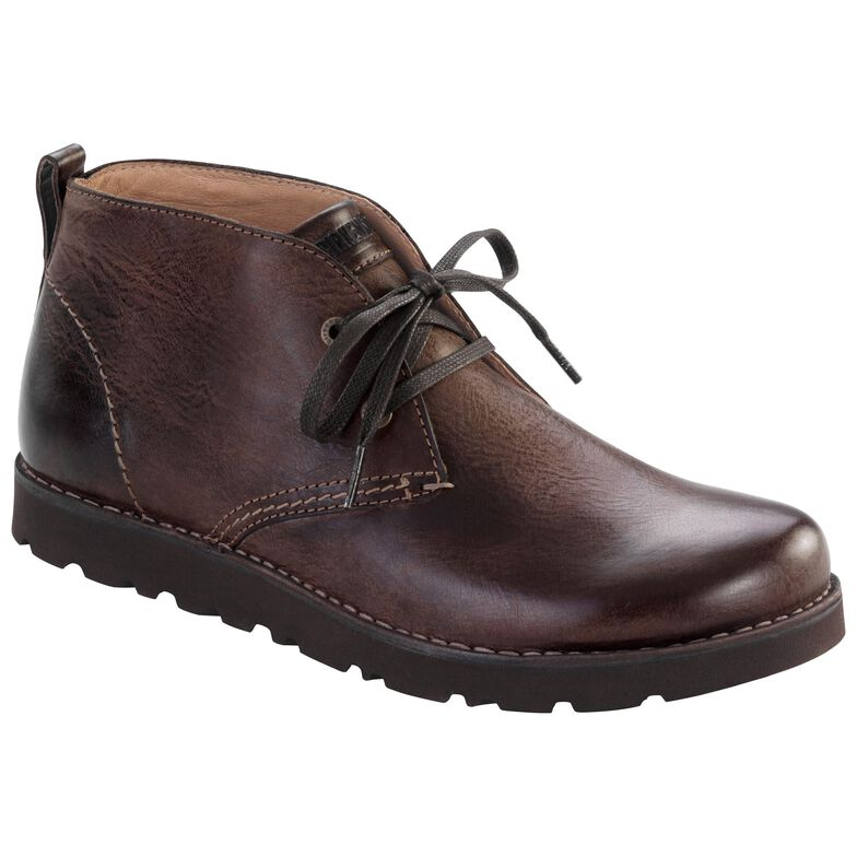 Harris Natural Leather Brown