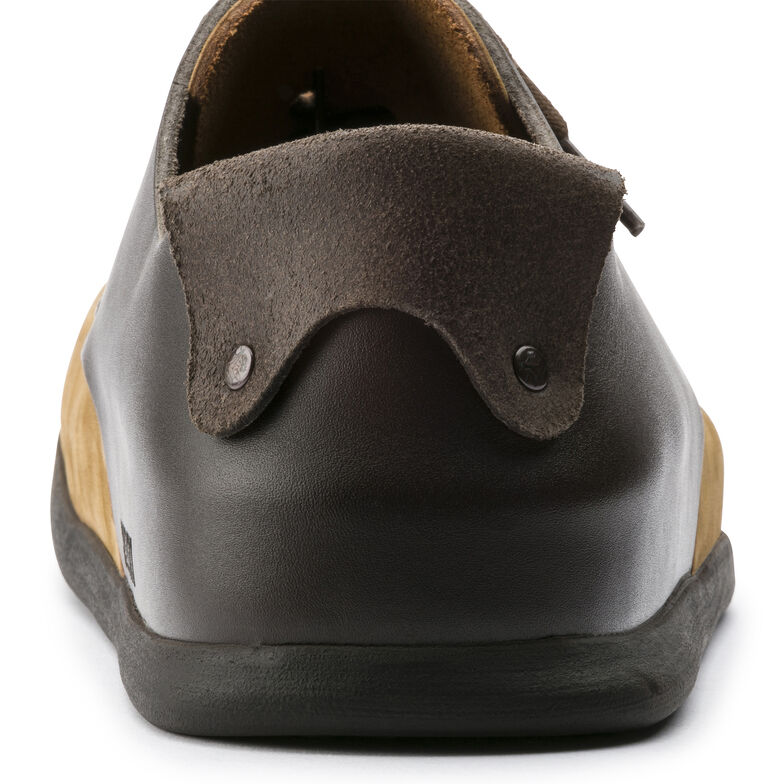Montana Natural Leather/Nubuck Dark Brown