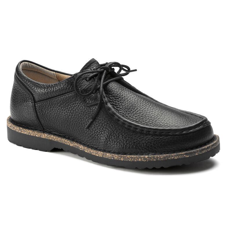Pasadena Natural Leather Black
