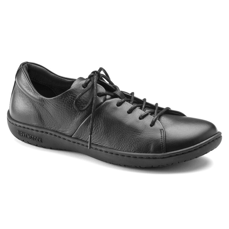 Albany Natural Leather Schwarz