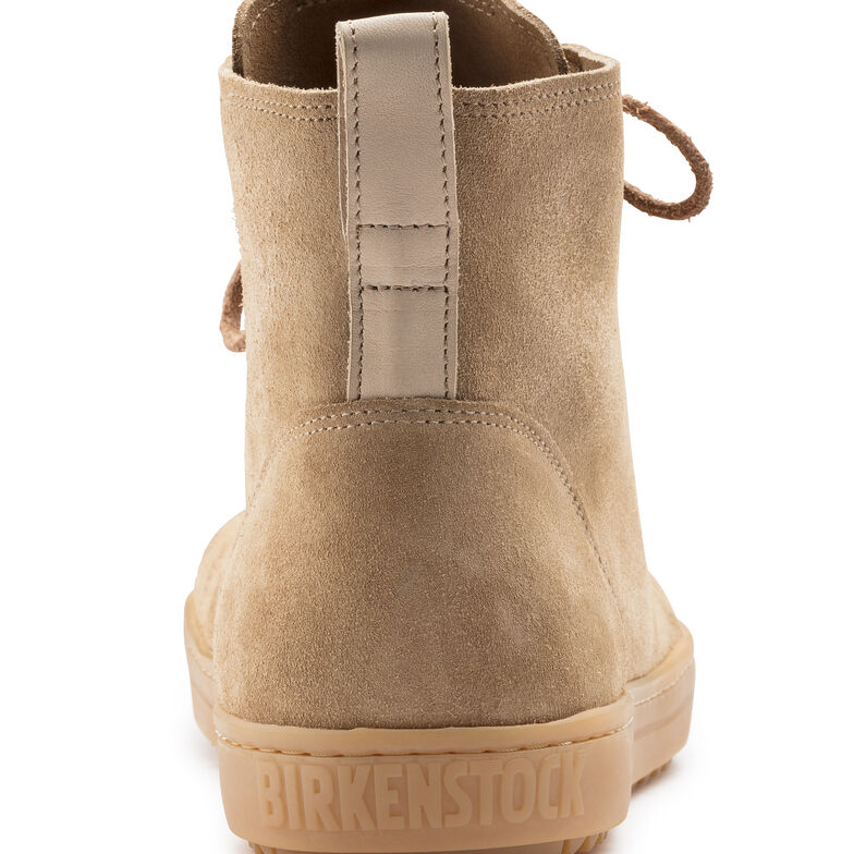 Bartlett Suede Leather Sand