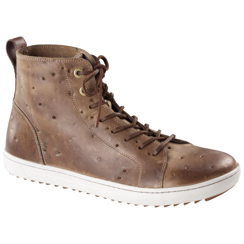 Bartlett Suede Leather Tobacco