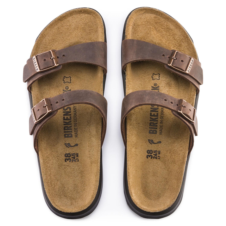 Sierra Oiled Leather