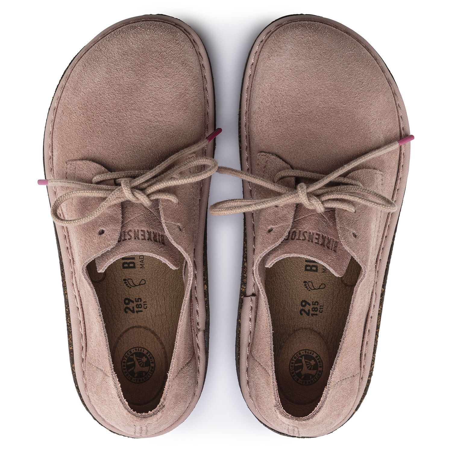 Gary Kids Suede Leather