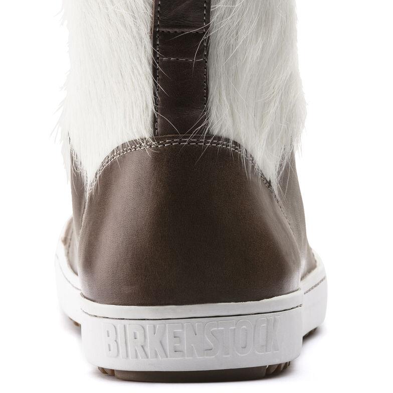 Bartlett Natural Leather/Fur