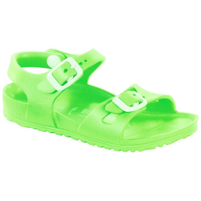 Rio Kids EVA Neon Green