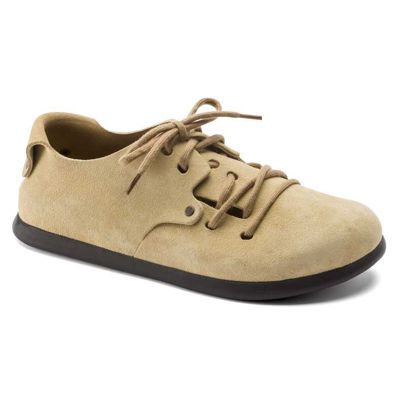 Montana Suede Leather Sand