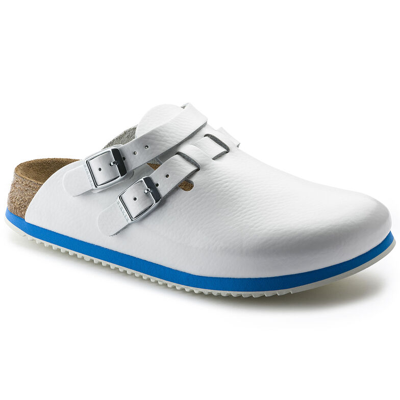 Kay Natural Leather White