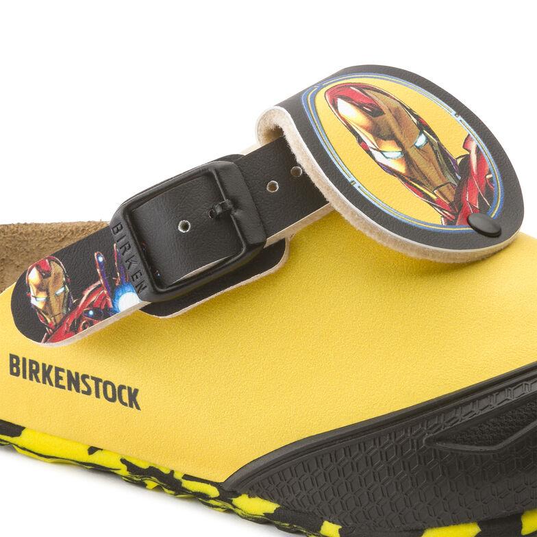 Shetland Birko-Flor Marvel Ironman Yellow
