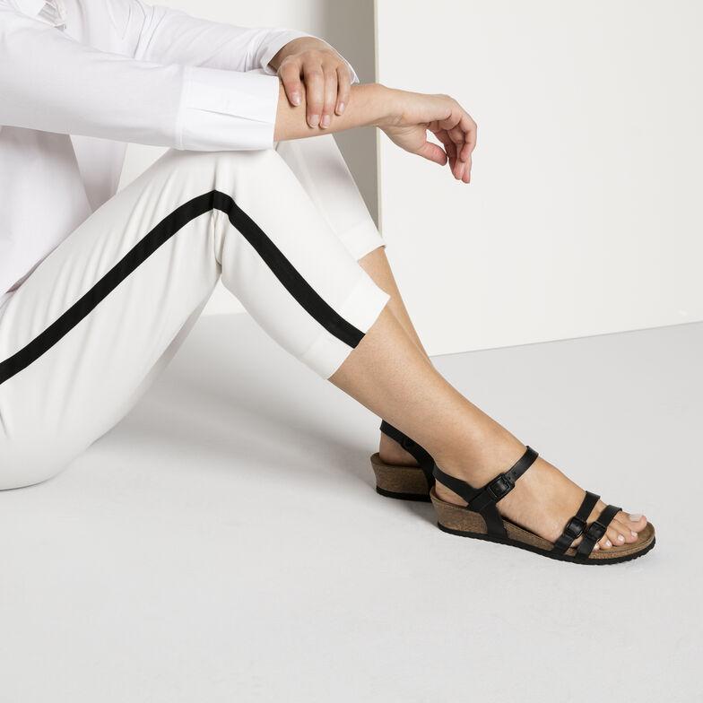 Lana Natural Leather Schwarz