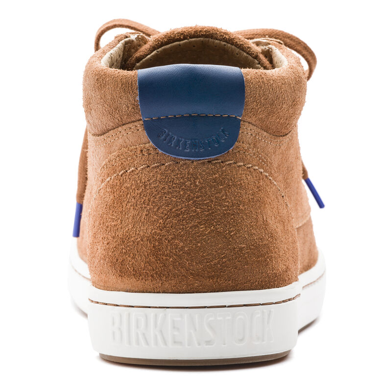 Bandon Suede Leather Rust