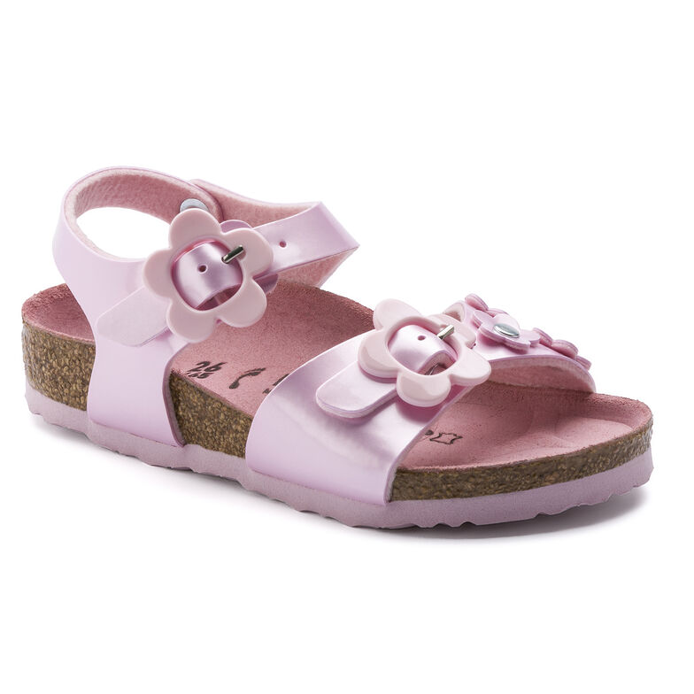 Rio Birko-Flor Pearly Flowers Rose