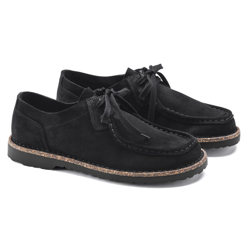Pasadena III Suede Leather