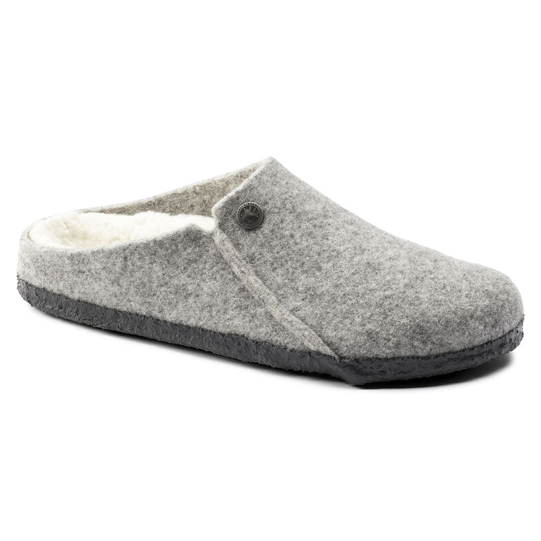 Zermatt Wool Felt Light Gray