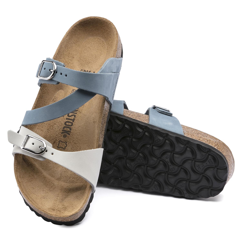 Salina Nubuck Leather