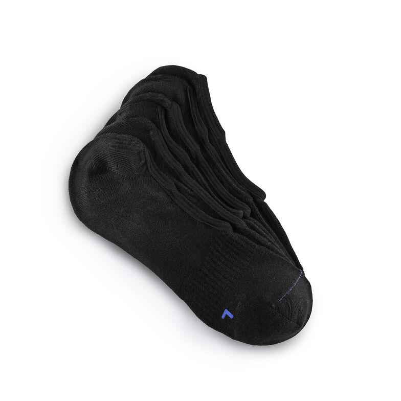 Cotton Sole Invisible  Black