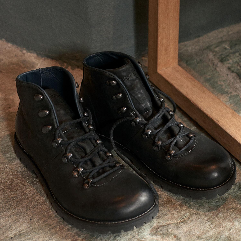 Hancock Oiled Leather