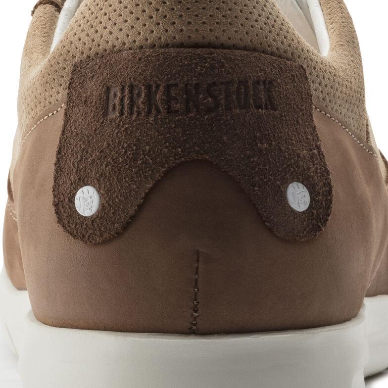 Cincinnati Nubuck/Suede Leather Sand