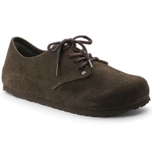 Maine Suede Leather