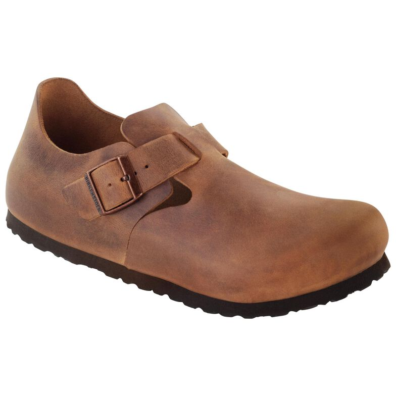 London Natural Leather Antique Brown