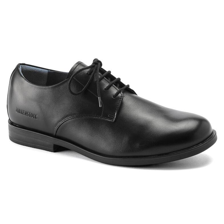 Jaren Natural Leather Black