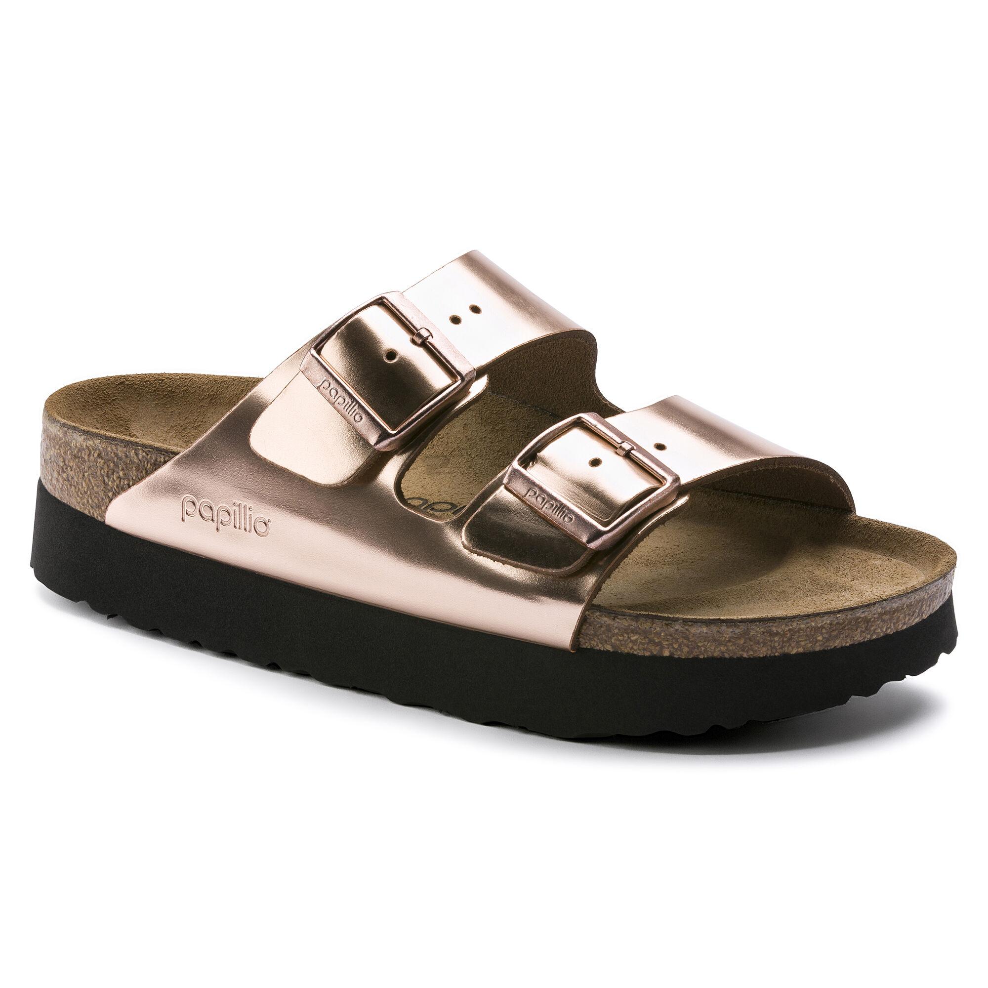 Sandalen met plateauzolen   online kopen bij BIRKENSTOCK