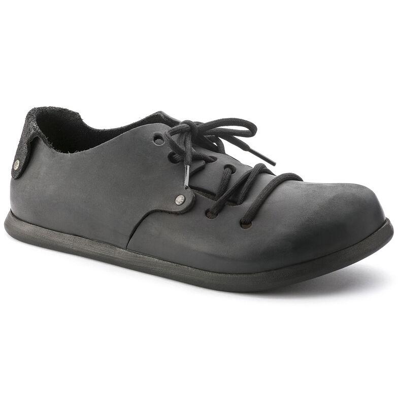 Montana Oiled Leather Black1