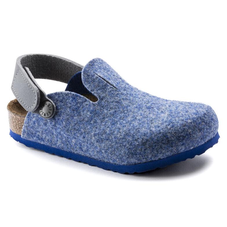Wool Felt Doubleface Ultra Blue