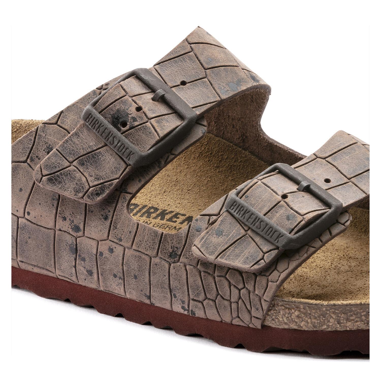 Arizona Nubuck Leather