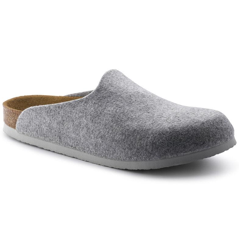 Amsterdam Wool Felt Light Grey