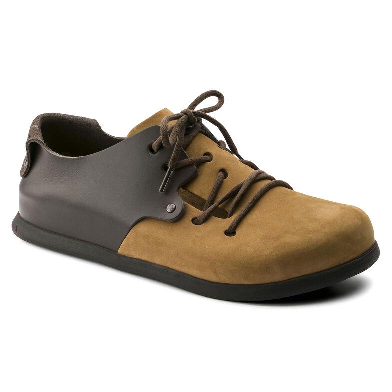 Montana Natural Leather/Nubuck Dunkelbraun