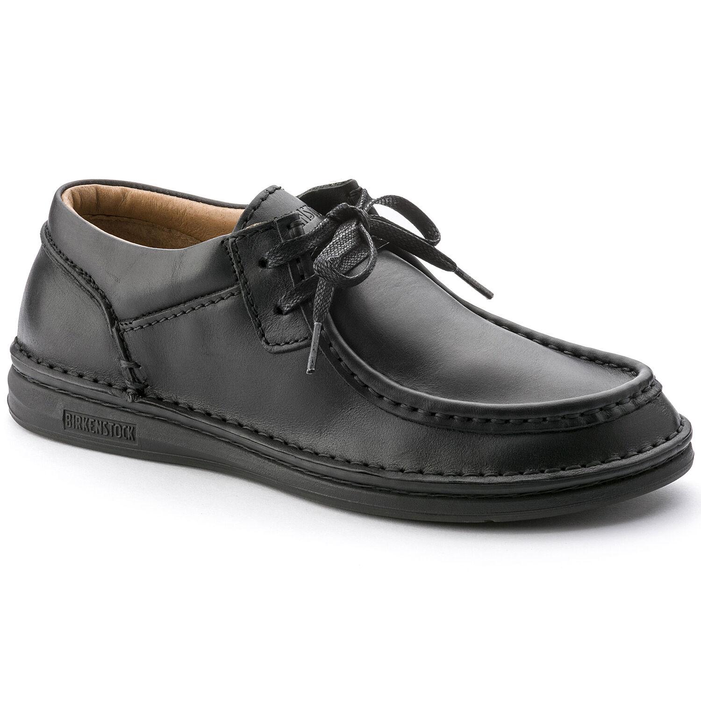 Pasadena Natural Leather Black   online kaufen bei BIRKENSTOCK