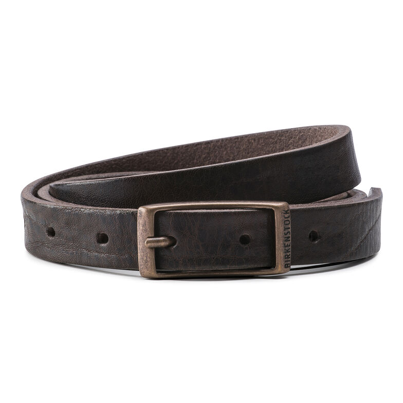 Ohio Belt Dark Brown