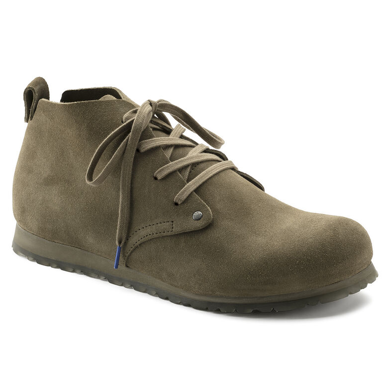 Dundee Suede Leather Khaki