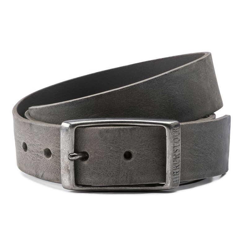 Kansas Belt Oiled Leather Iron