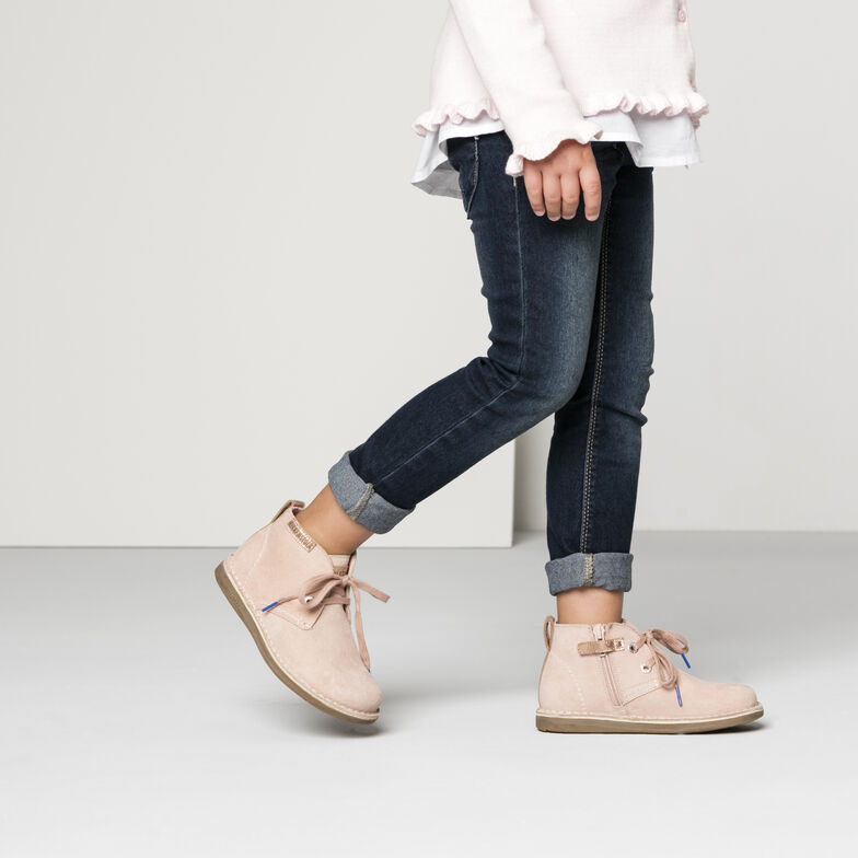 Mylo Suede Leather