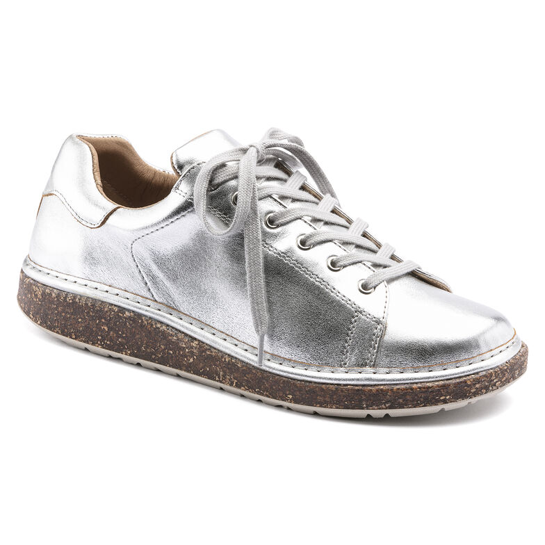 San Diego Leather Silber
