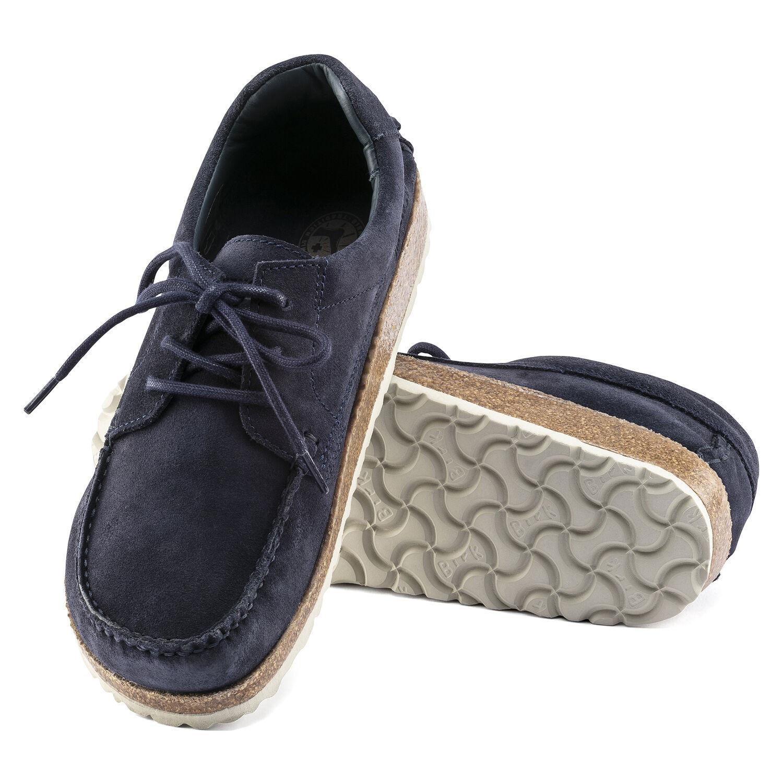 Sacramento Suede Leather