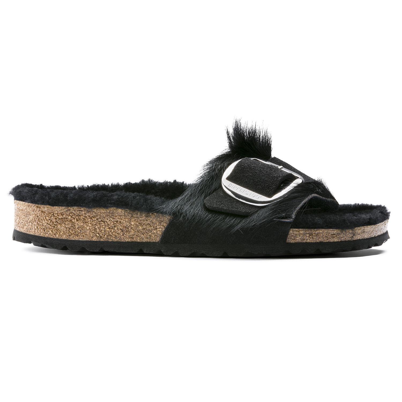 Madrid Suede Leather/Fur