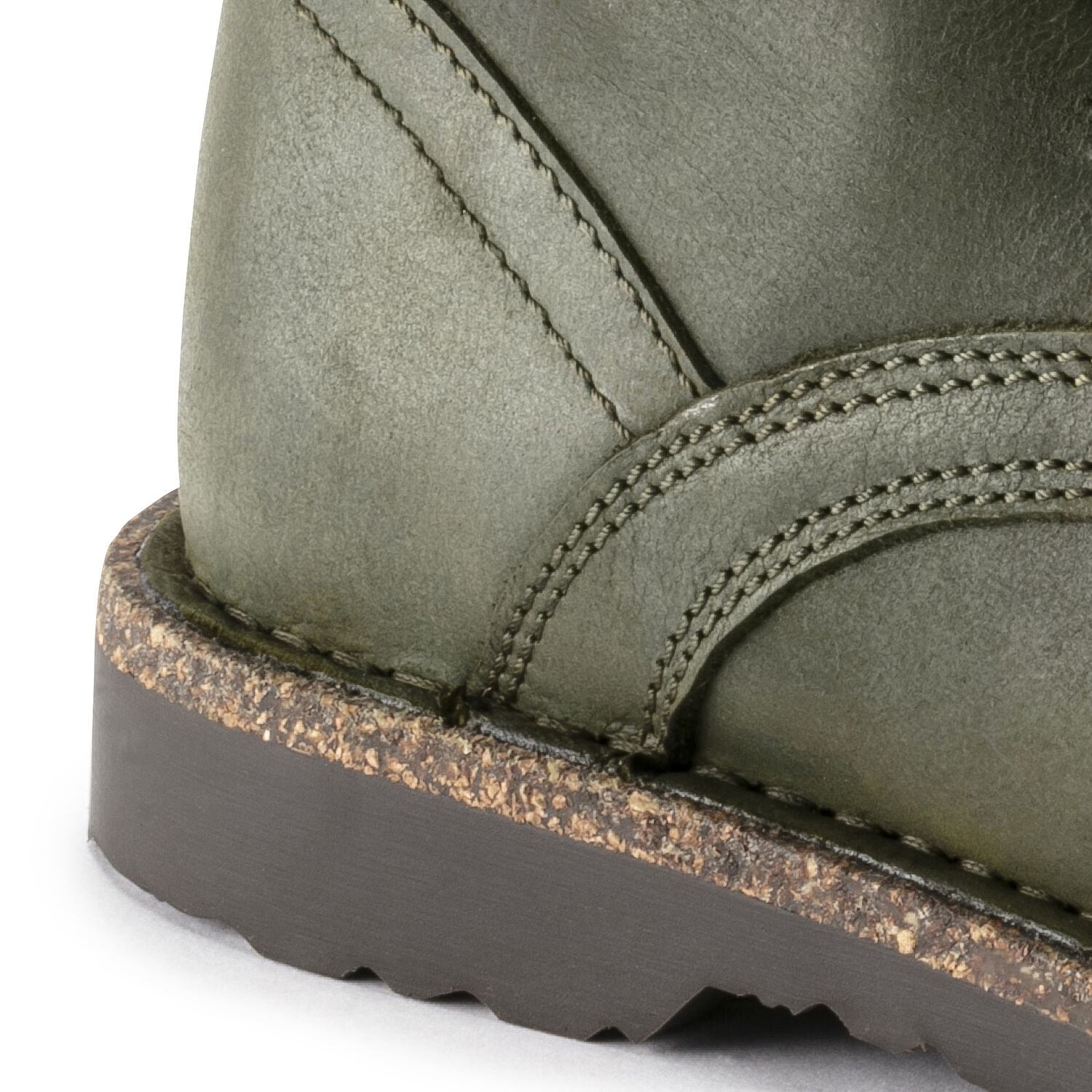 Bryson Shearling  Suede Leather