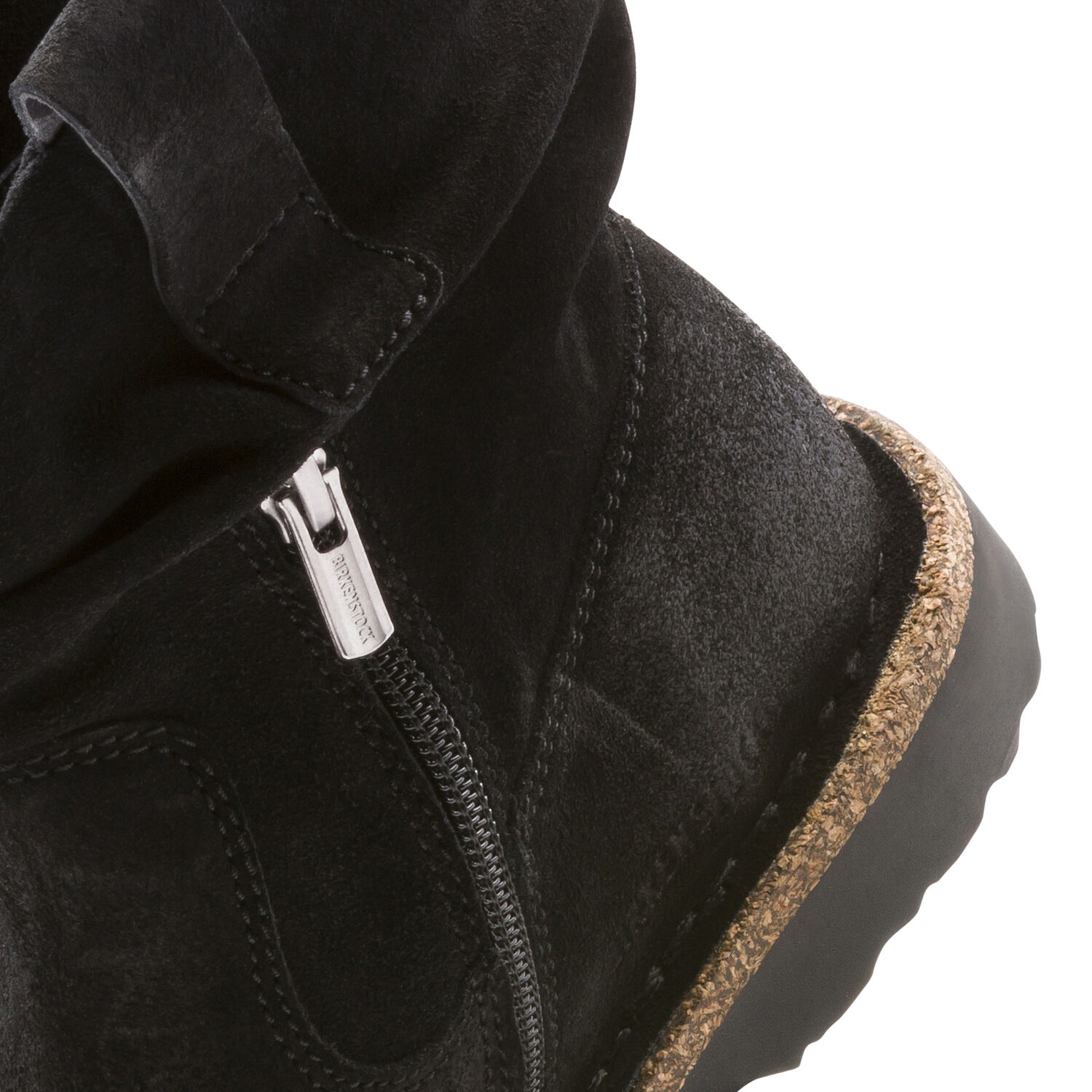 Luton Suede Leather