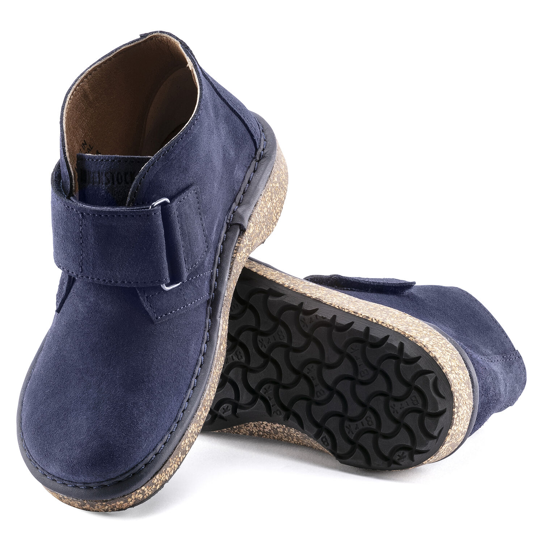 Milton Kids Suede Leather