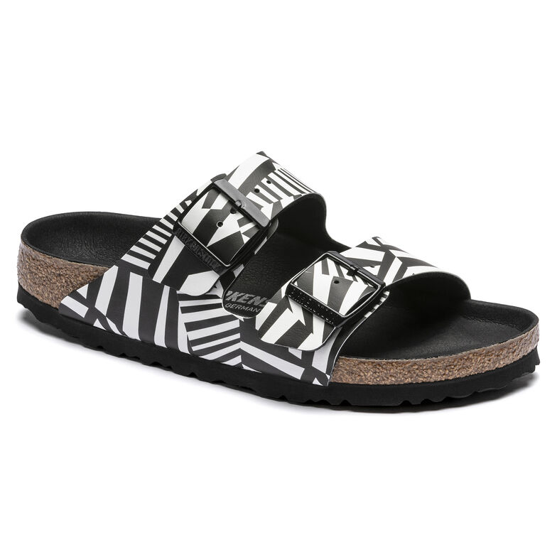 Arizona Birko-Flor Dazzle Camo Black White