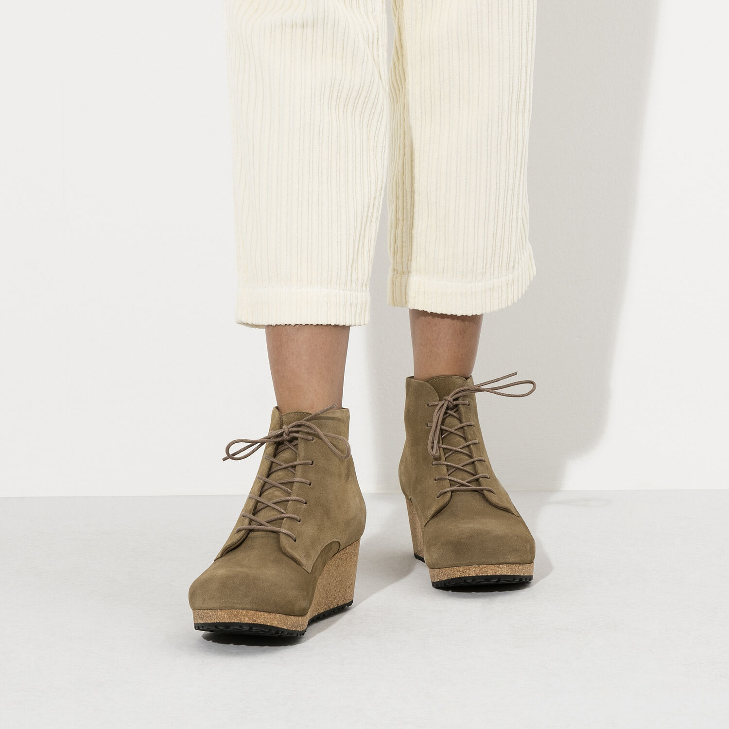Edith Suede Leather