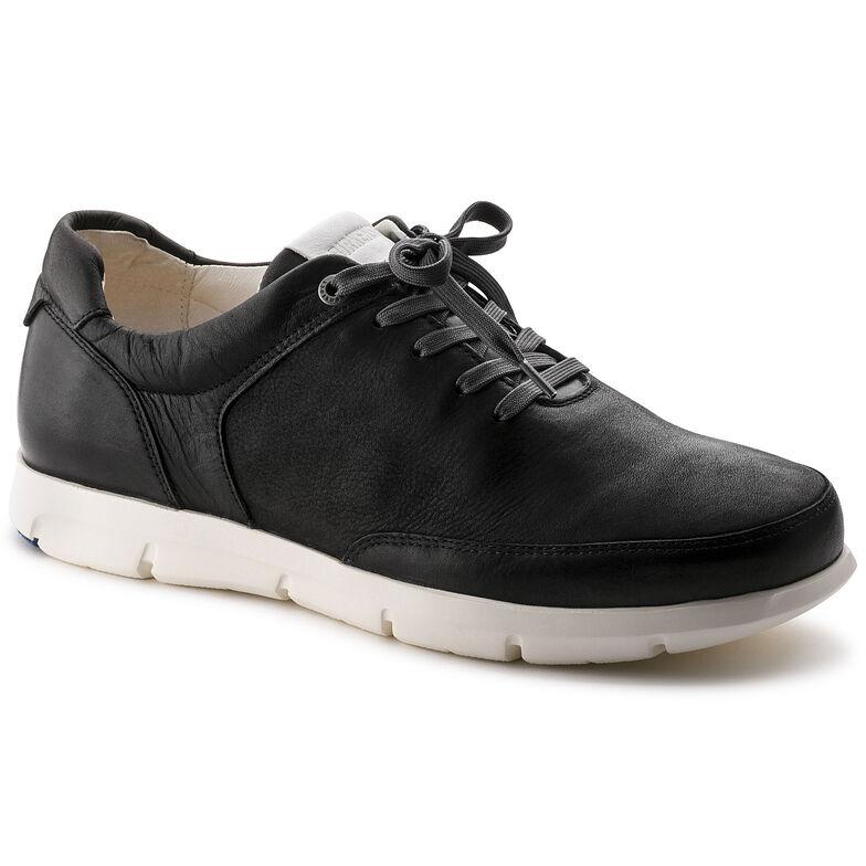 Illinois Natural Leather Black