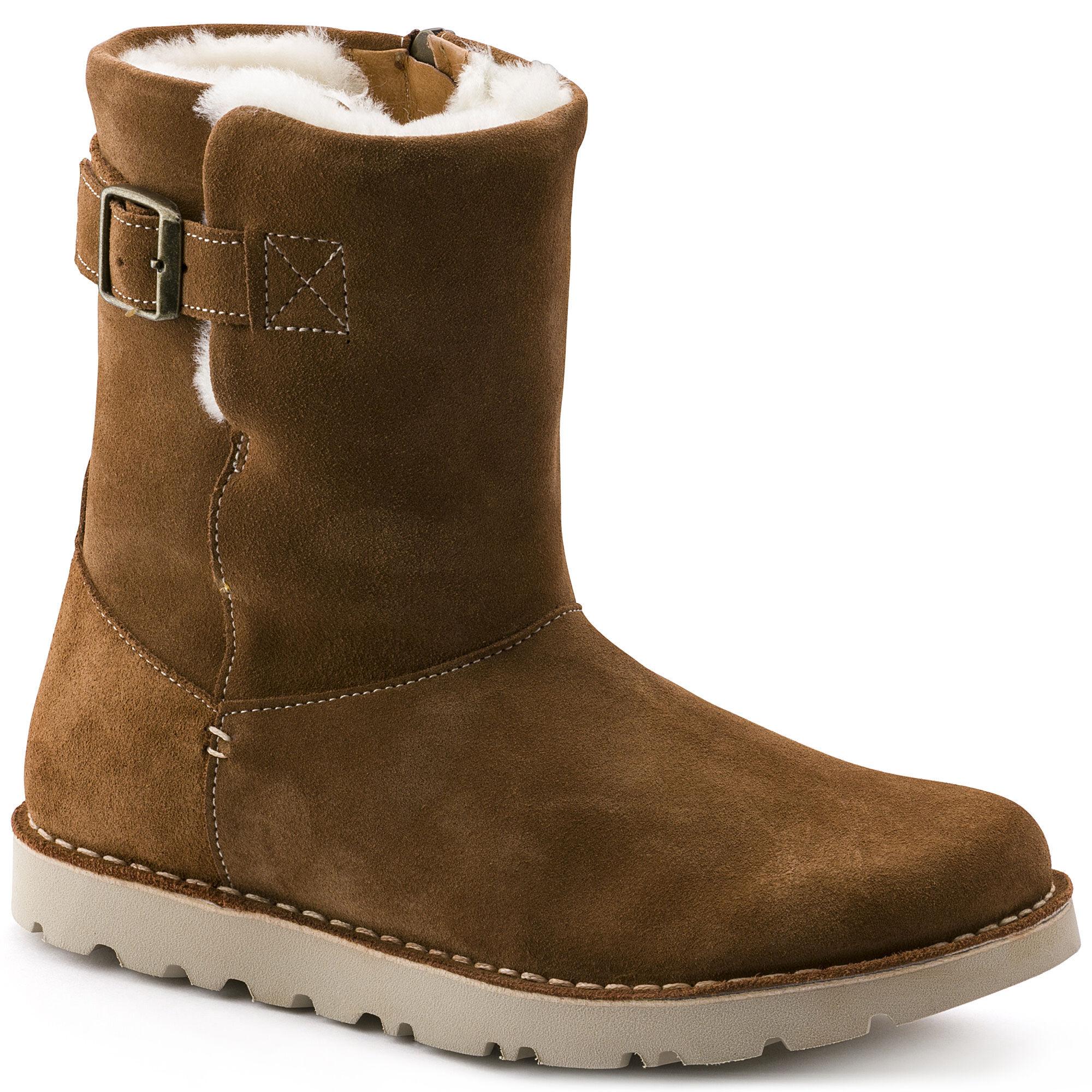 Westford Suede Leather Nut