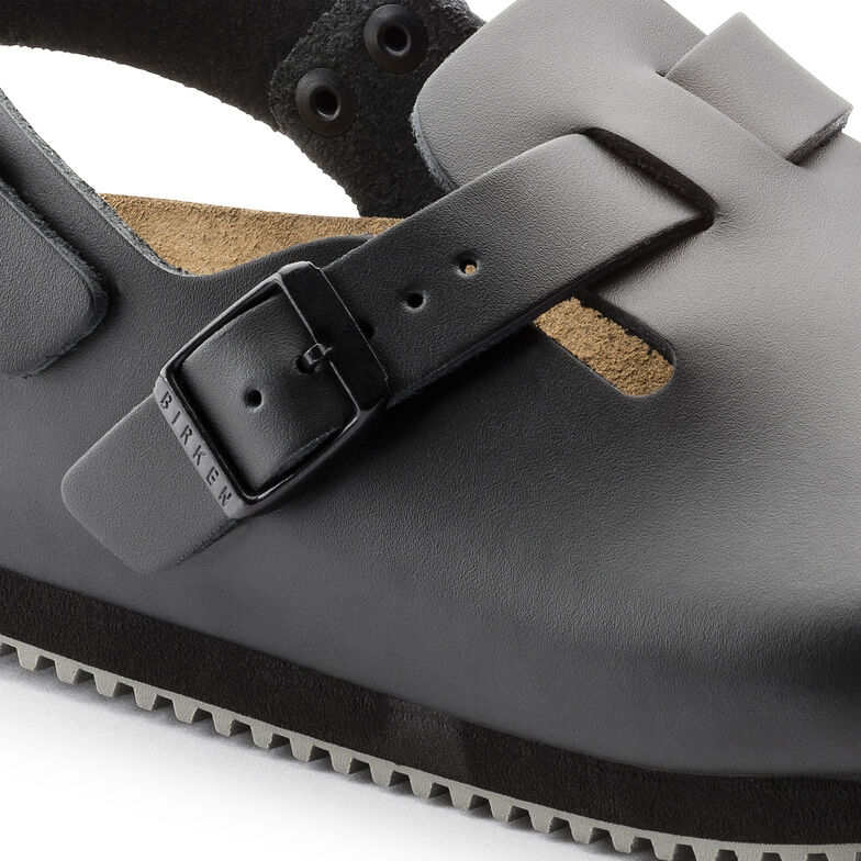 Tokio Natural Leather Black