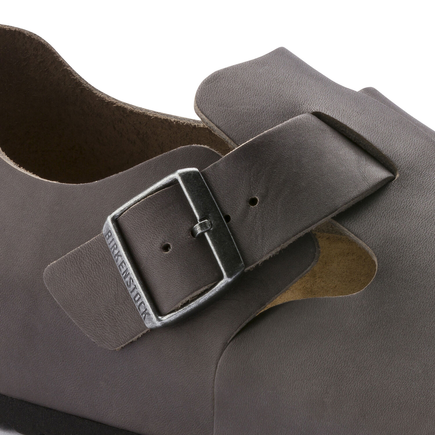 London Natural Leather