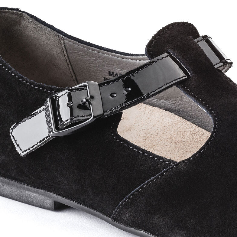 Tickel Natural Leather Black